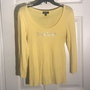 Bebe Long Sleeve Top